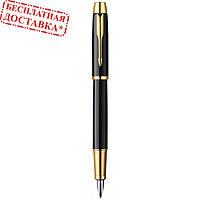 """Перьевая ручка Parker """"IM"""" (с позолотой) Black GT FP 20 312Ч"""