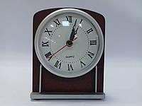 Часы настольные натуральное дерево Bestar 8064