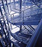 Перфорований  металевий лист в будівництві, фото 3