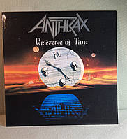 CD диск Anthrax – Persistence Of Time