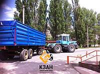Переоборудование тракторного прицепа 2ПТС-12, фото 1