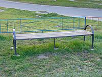 Лавка для детской площадки, Ла-14