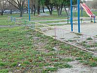 Забор для площадки, фото 1