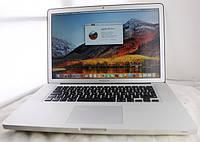 Ноутбук Apple MacBook Pro 15, 2880 x 1800, Core i7, 2 видеокарты, OS High Sierra