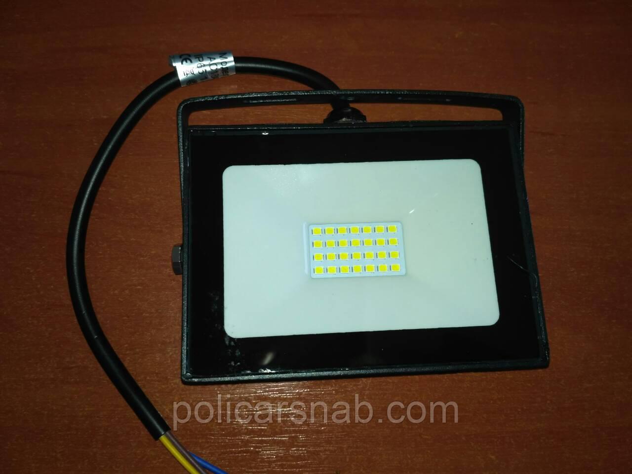 Прожектор светодиодный LED  30W 6500K LMP22