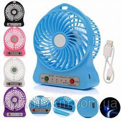 Мини вентилятор mini fan 18650 xsfs-01 S 1715VJ