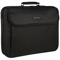"""Сумка для ноутбука 15.6"""" Grand-X HB-156, Black, ремень на плечо"""