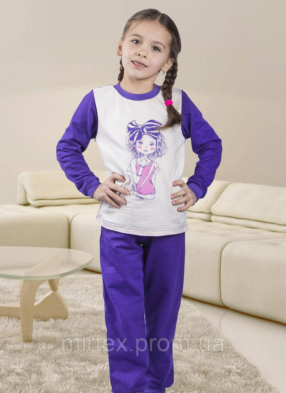 "Пижама ТМ ""anita-kids"" арт.1623-55-155-005 р.104 (футер)"