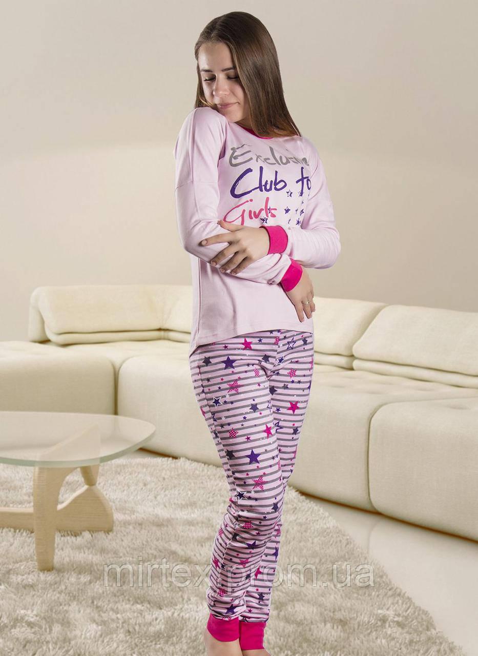 """Пижама для девочки ТМ """"anita-kids"""" арт.1836-55-090-006 р.64 (рост 128)"""
