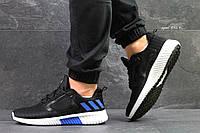 Черные кроссовки Adidas Climacool M мужские сетка