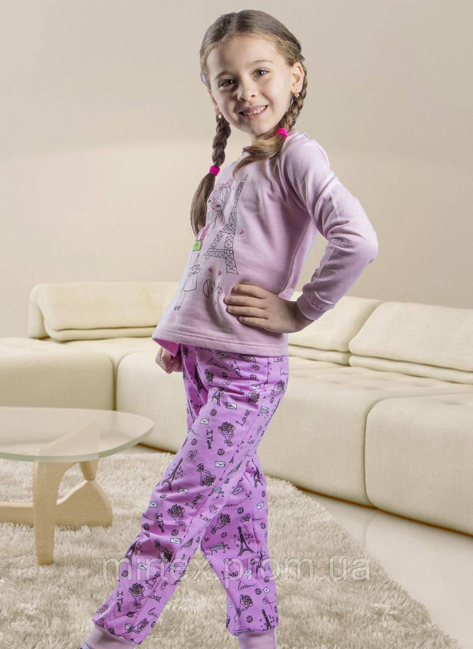 "Пижама ТМ ""anita-kids"" арт.1623-55-055-006 р.116 (футер)"