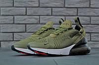 Мужские кроссовки Nike Air Max 270 SUPREME Green, фото 1