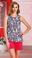 Женская одежда Lady Lingerie комплект майка и шорты 7395 M