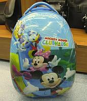 """Детский чемодан 16"""" на колесах Mickey Mouse Club house, фото 1"""