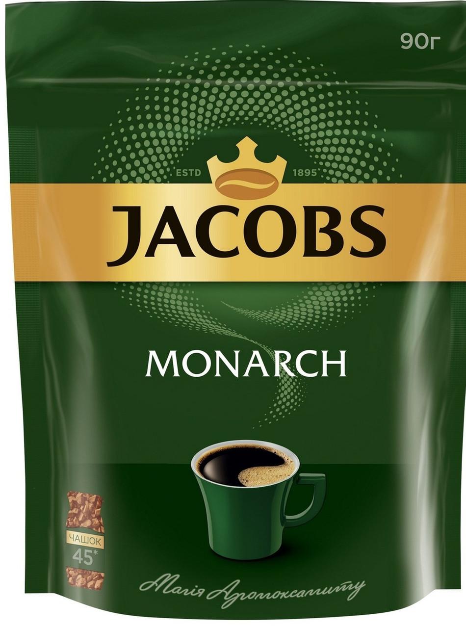 Кофе Якобс Монарх  90г