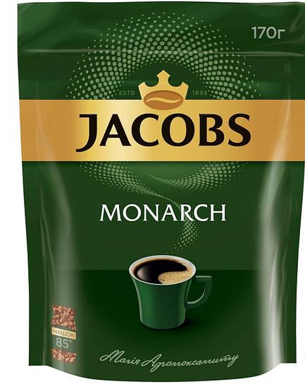 Кофе Якобс Монарх 170г