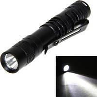 AAA LED фонарик фонарь CREE XPE-R3 в алюминиевом корпусе
