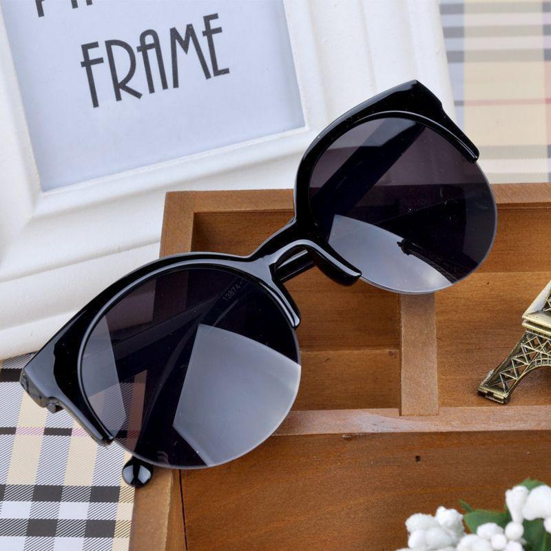 Солнцезащитные очки для женщин Для женщин Винтаж кошачий глаз