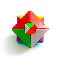 Головоломка FangShi Transform Pyraminx Octahedron, фото 1
