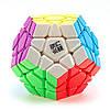 Мегаминкс 3x3 MoYu YuHu R Цветной
