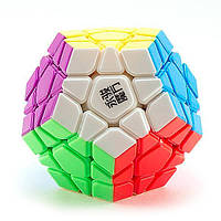 Мегаминкс 3x3 MoYu YuHu R Цветной, фото 1