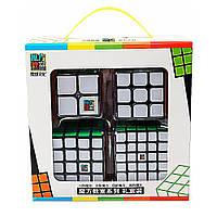 Набор черных кубов MoYu Cubing Classroom