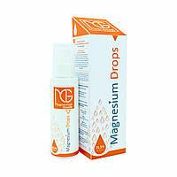 Вода с магнием Magnesium Drops 100мл.
