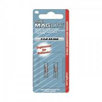 Запасные лампы maglite lm2a001r для mini aa