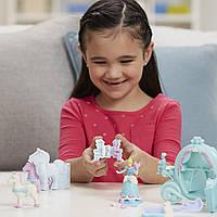 Пластилин королевская карета Принцесса Золушка Play-Doh Royal Carriage Featuring Disney Princess Cinderella