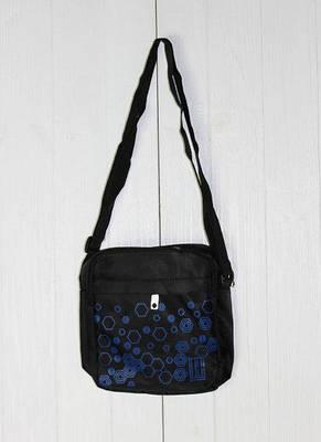 Удобная сумка унисекс через плечо с абстрактным принтом, фото 2