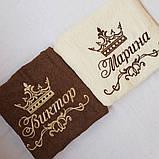 Именные полотенца. Вышивка имени , фото 2