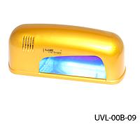 УФ Лампа для ногтей с электронной схемой зажигания Lady Victory1лампа Lamp UV-9W, LDV UVL-00B-09/9-2