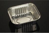 Упаковка прямоугольная из пищевой фольги SP24L, 430 мл, 100 шт/уп
