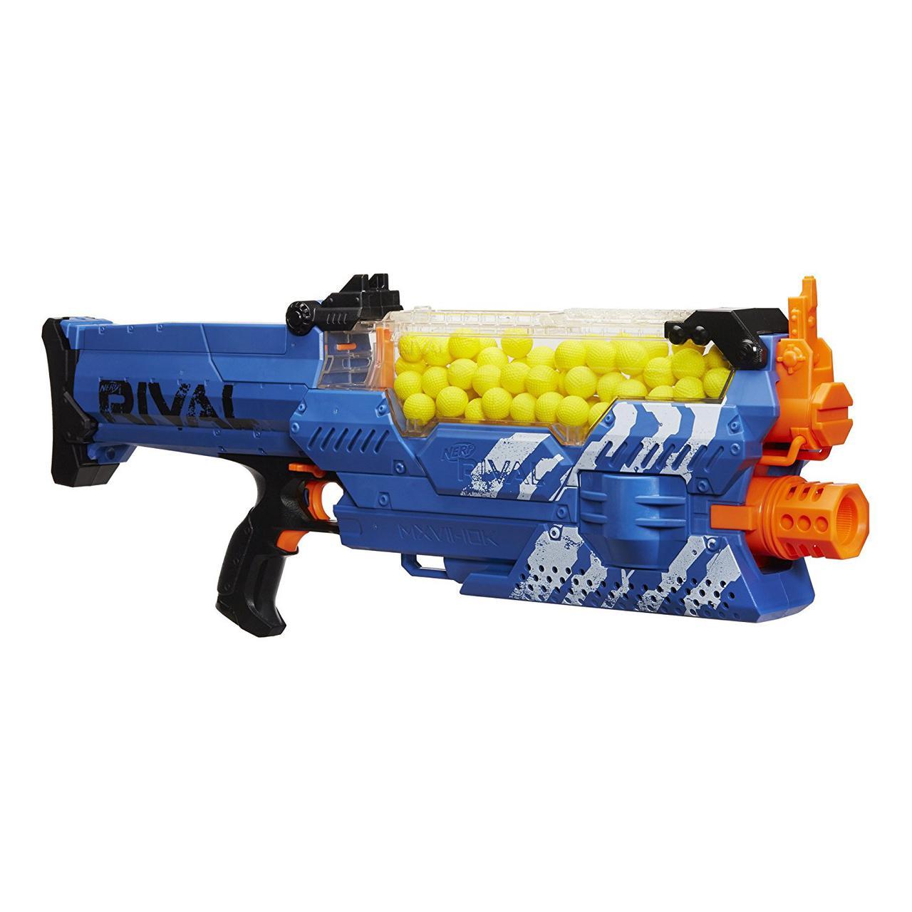 Nerf Rival Бластер Нерф Райвал Немезис Nemesis MXVII-10K синий