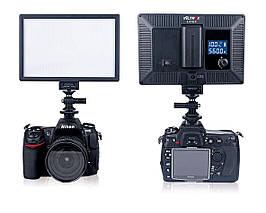 LED панель Viltrox L116T 3300K-5600K (видеосвет), фото 2