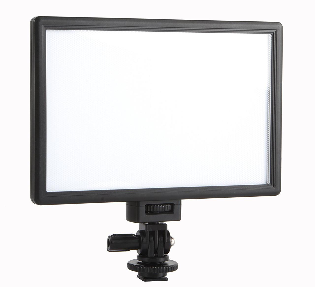Світлодіодний накамерне видеосвет Viltrox L116T bicolor CRI95+ LED 3300K-5600K