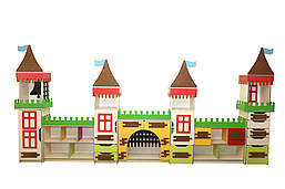 """Стенка детская """"Высокий замок""""."""