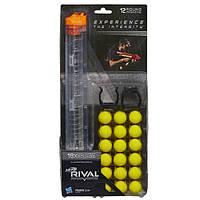 Nerf Запасной магазин Нерф райвал Rival 18-Round Refill Pack and 12-Round Magazine, фото 1