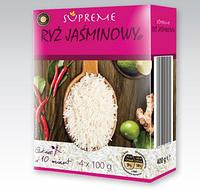 Рис в пакетах Gwarancja jakosci Jasminowy 4*100 g