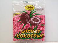 Кокосовая стружка Kraw Pak розовая 50г