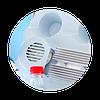 Автохолодильник термоелектрический EZetil E26M SSBF 12/230V, фото 3