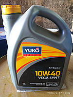Масло моторное YUKO VegaSynt 10w40  (5л.), фото 1