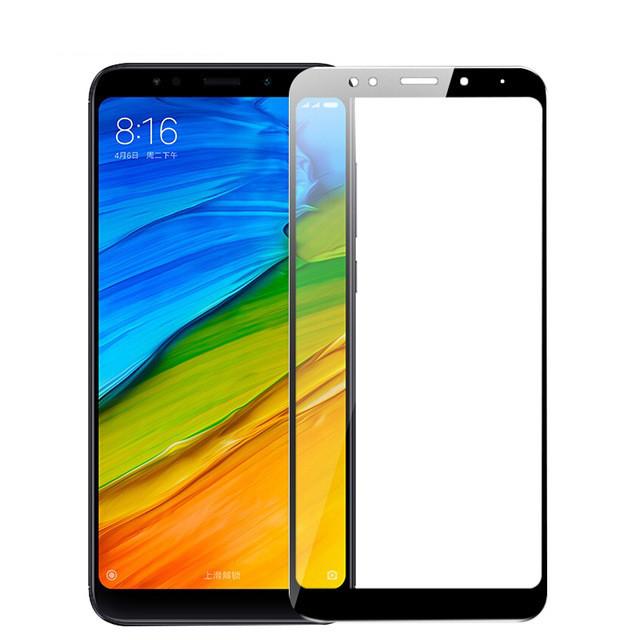 Защитное стекло 2.5D для Xiaomi Redmi 5 Plus
