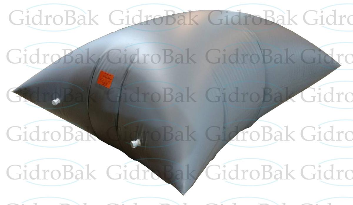Газгольдер мягкий для биогаза 15 м.куб.