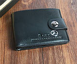 Гаманець чоловічий з позначкою Mercedes, фото 5