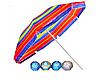 Пляжный зонт 2,0 м с наклоном