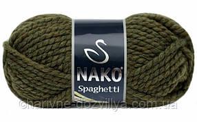 Пряжа для ручного вязания NAKO Spaghetti