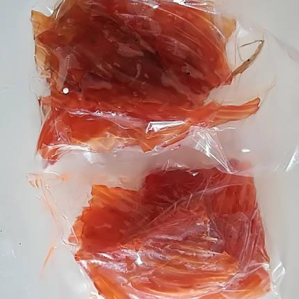 Ребрышки лосося вяленые в/у, фото 2