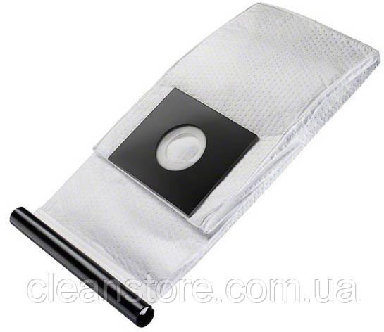 Мешок пылесборник многоразовый к пылесосам Karcher А 2004, MV 2, фото 2