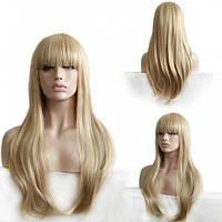 Парики натуральный блонд 65см